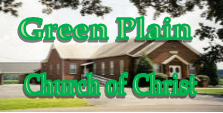 Green Plain Church of Christ